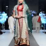 Ali Xeeshan Collection 2012 At L'Oreal Paris Bridal Week 2012 007