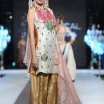Ali Xeeshan Collection 2012 At L'Oreal Paris Bridal Week 2012 009