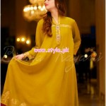 Bisma Kayani Latest Party Wear 2012 Collection 005