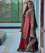 Crystallia Wedding Wear Collection 2012 For Women 001