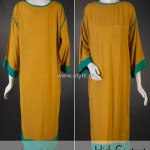 Daaman Fall Casual Dresses 2012 for Women 004