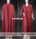 Daaman Latest Winter Casual Wear Dresses 2012 001