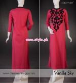 Daaman Latest Winter Casual Wear Dresses 2012 003