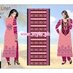 Dawood Lawn Italian Linen 2012 Dresses For Women 003