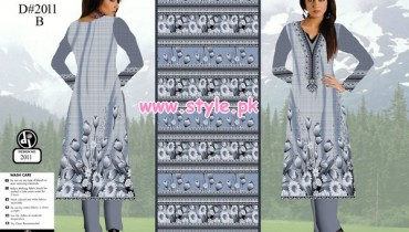 Dawood Lawn Latest Winter Dresses For Women 2012 015