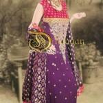 Dhaagay Eid Dresses 2012 for Women by Madiha Malik 005