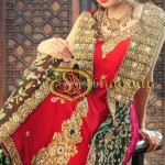 Dhaagay Eid Dresses 2012 for Women by Madiha Malik 014