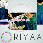 Doriyaan Latest Fall Winter 2012 Collection 001