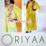 Doriyaan Latest Winter Arrivals For Women 2012 009