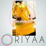 Doriyaan Latest Winter Arrivals For Women 2012 012