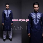 Emraan Rajput Latest Kurta Shalwar For Men 2012 001