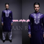 Emraan Rajput Latest Kurta Shalwar For Men 2012 003