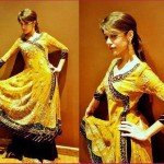 Ethnic Couture Mehndi Dresses 2012-2013 For Women 001