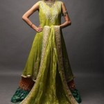 Ethnic Couture Mehndi Dresses 2012-2013 For Women 002