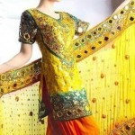 Ethnic Couture Mehndi Dresses 2012-2013 For Women 004