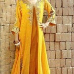 Ethnic Couture Mehndi Dresses 2012-2013 For Women 006