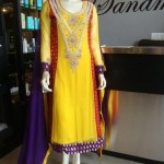 Ethnic Couture Mehndi Dresses 2012-2013 For Women 007