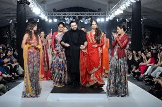 Fahad Hussayn Collection 2012 At PFDC L'Oreal Paris Bridal Week 2012 001