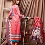 Firdous Cambric Collection 2012 for Women 001