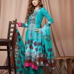 Firdous Cambric Collection 2012 for Women 002
