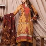 Firdous Cambric Collection 2012 for Women 004