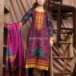 Firdous Cambric Collection 2012 for Women 007