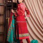 Firdous Cambric Collection 2012 for Women 011