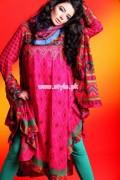 Generation Latest Lookbook Eid Dresses For Women 2012 003
