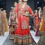HSY Bride & Groom Dresses 2012 At PFDC L'Oreal Paris Bridal Week 0011