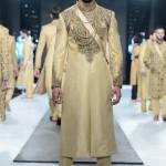 HSY Bride & Groom Dresses 2012 At PFDC L'Oreal Paris Bridal Week 004