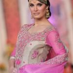 Hajra Hayat Collection At Pantene Bridal Couture Week 2012 009