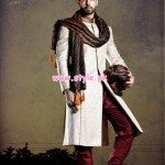 Hesham Raza Menswear Collection 2012 For Wedding 002