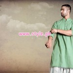 Hesham Raza Sherwani And Kurta Designs 2012 07
