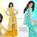 Ittehad Cotton Dresses 2012 Collection for Women 003