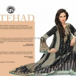 Ittehad Cotton Dresses 2012 Collection for Women 006