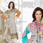 Ittehad Cotton Dresses 2012 Collection for Women 007