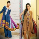 Ittehad Fall Linen Collection 2012 for Women 002