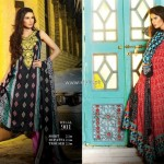 Ittehad Fall Linen Collection 2012 for Women 003