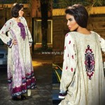 Ittehad Fall Linen Collection 2012 for Women 004