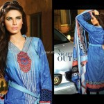 Ittehad Fall Linen Collection 2012 for Women 007