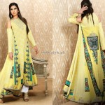 Ittehad Fall Linen Collection 2012 for Women 009