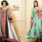 Ittehad Fall Linen Collection 2012 for Women 010