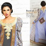 Ittehad Fall Linen Collection 2012 for Women 011