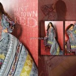 Ittehad Fall Linen Collection 2012 for Women 012