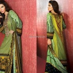 Ittehad Fall Linen Collection 2012 for Women 013