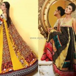 Ittehad Fall Linen Collection 2012 for Women 014