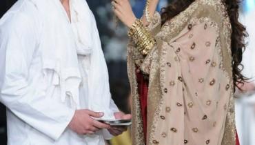 Khawar Riaz Featuring Adnan Pardesy At PFDC L'Oreal Paris Bridal Week 2012 001