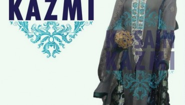 Kosain Kazmi Formal Wear Collection 2012 For Women 002