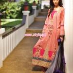 LSM Latest Cotton Dresses For Winter 2012-13 007