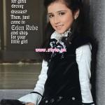 Latest Eden Robe Kids Wear 2012 For Winter 005